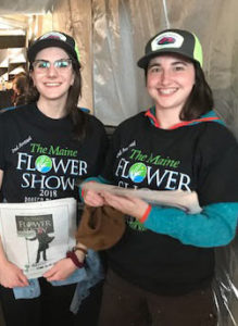 Maine Flower Show Volunteers